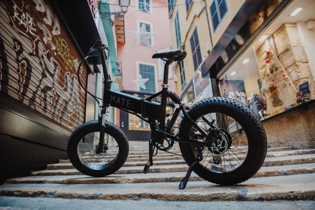 Bici Pieghevole Matex.Mate X La Bici Elettrica Danese Che Impazza Su Indiegogo