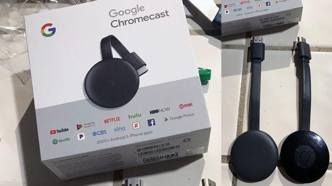 Un nuovo Chromecast sarebbe già in vendita da BestBuy prima della presentazione