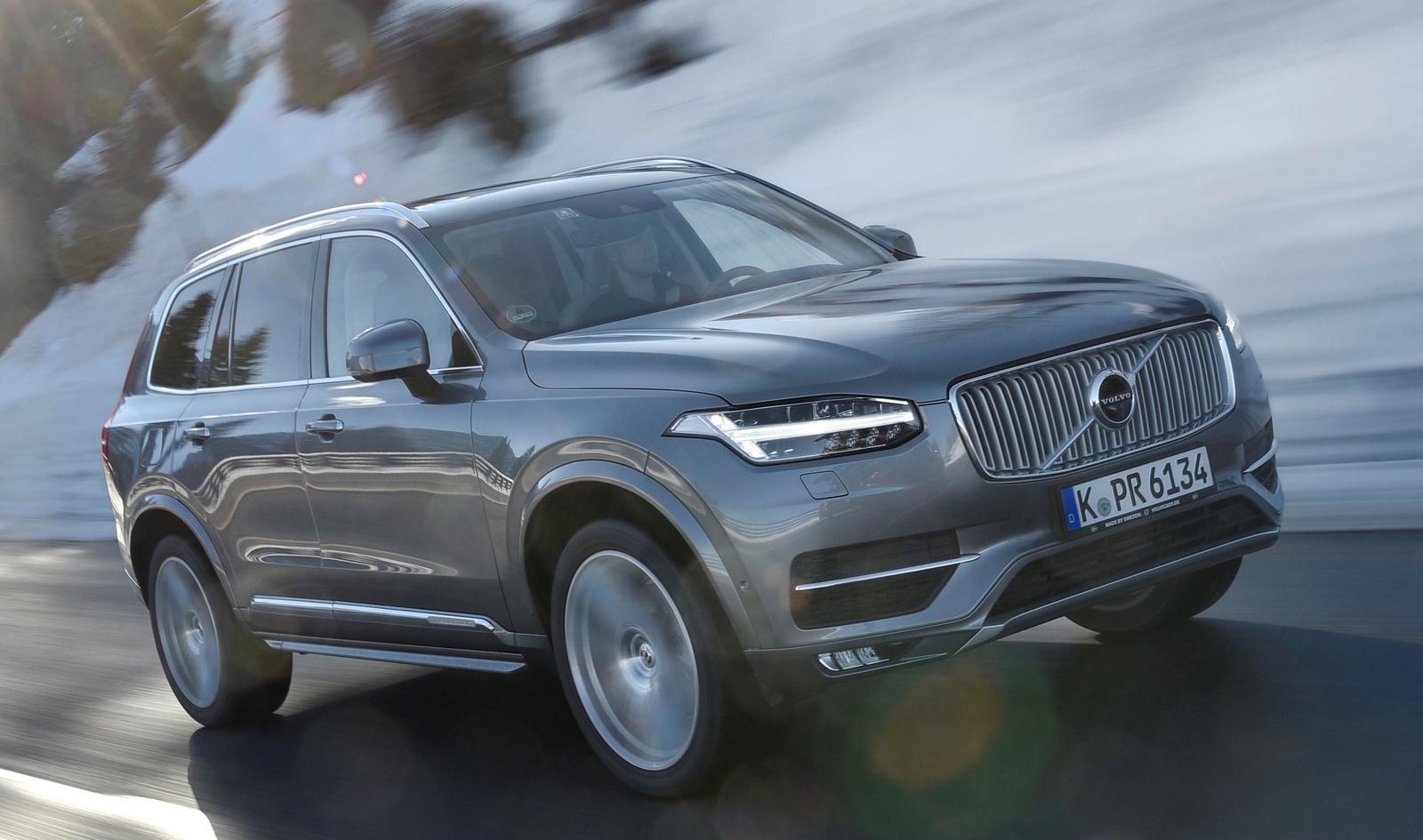 Prima Volvo elettrica nel 2019 con 400 km di autonomia ...