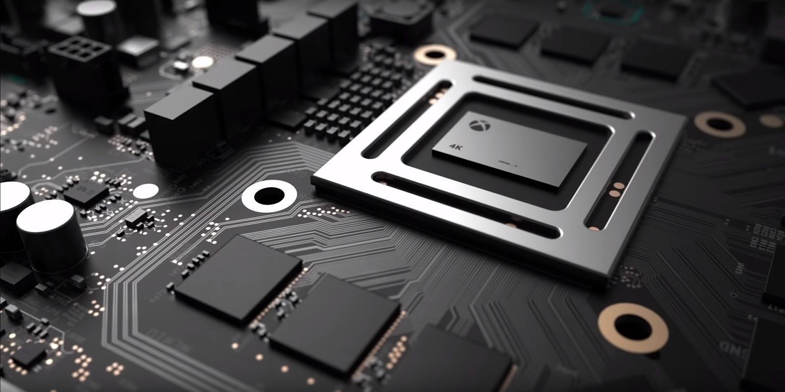 E3 2017 | Xbox One X disponibile dal 7 Novembre 2017