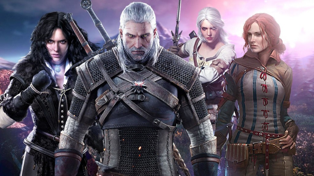 the witcher 3 wild hunt header