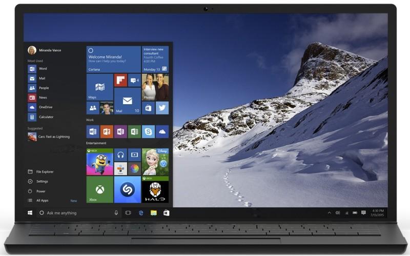 Windows 10 arriva il 29 luglio su computer e tablet - Tom's Hardware