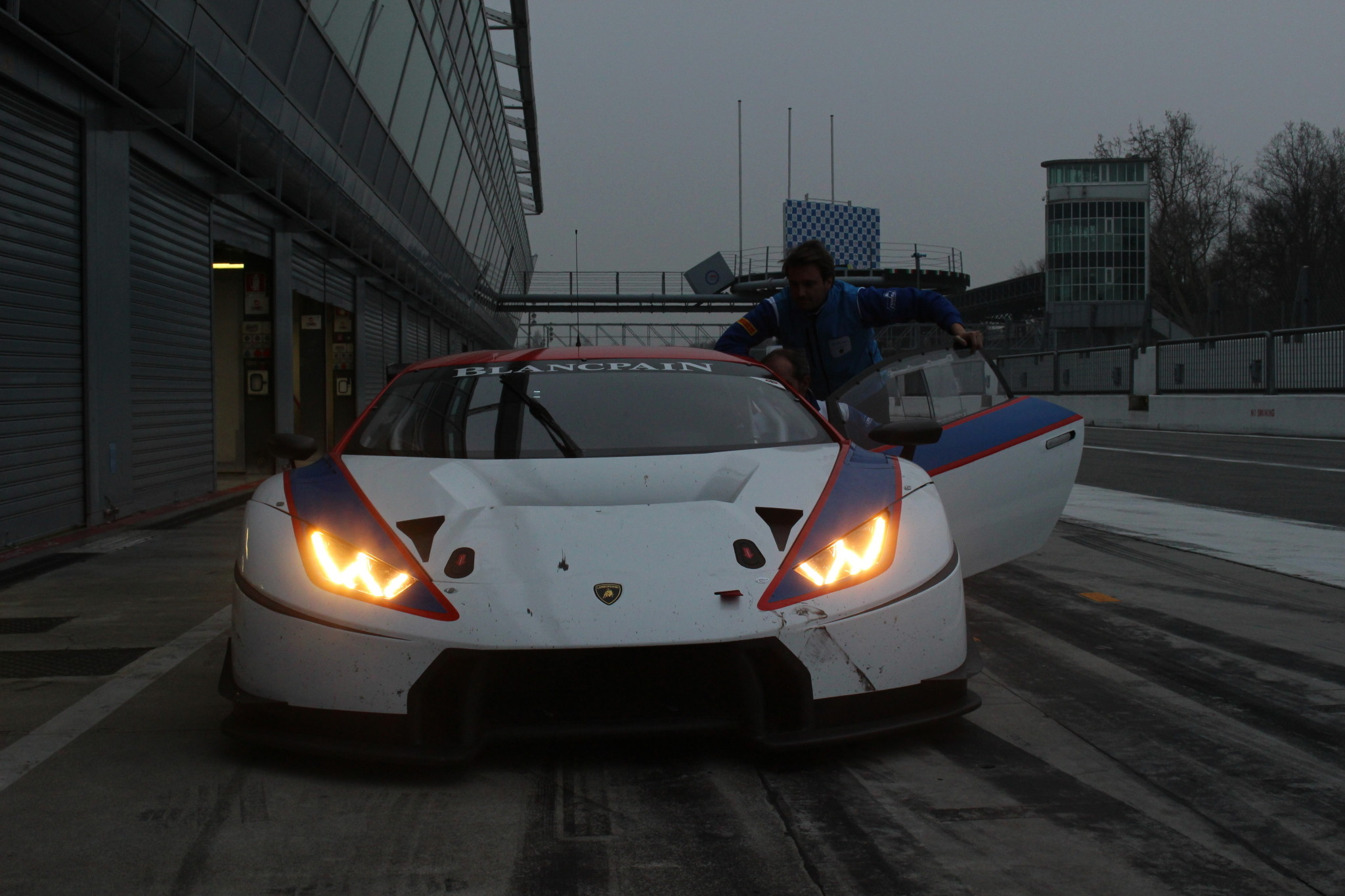 Ombra Racing - Pre-Season TEST a Monza