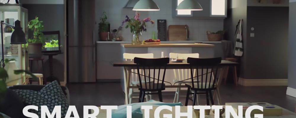 Ikea la lampadina a led si fa smart e si comanda da app - Lampadine a led ikea ...