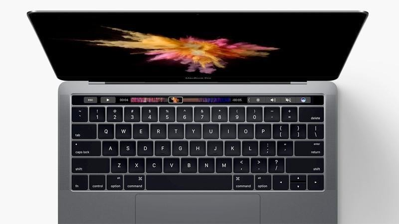 MacBook Pro con Touch Bar