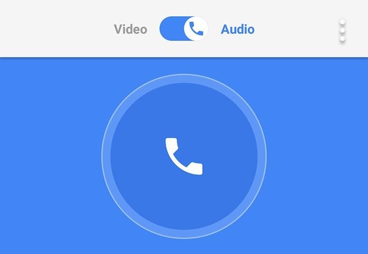 Google Duo: ora l'applicazione Android supporta le chiamate audio