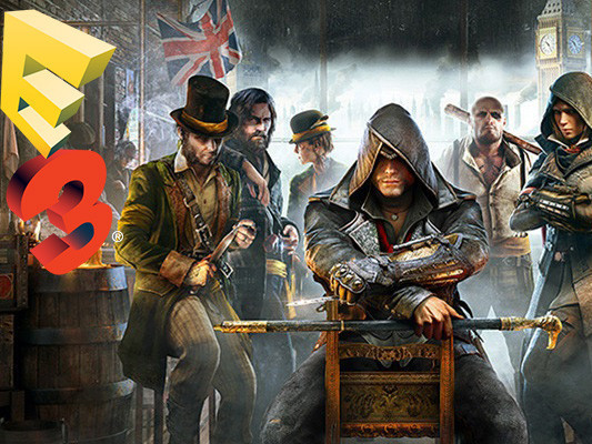 E3 2015 Ubisoft: Assassin's Creed Syndicate, The Division e Ghost Recon: Wildlands