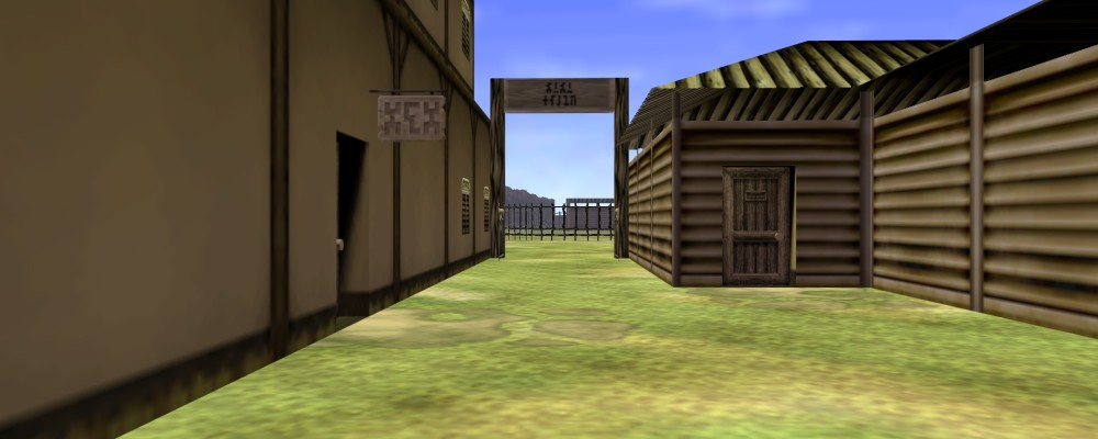 Visitate il Ranch Lon Lon di Ocarina of Time