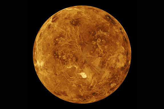 venus surface magellan spacecraft
