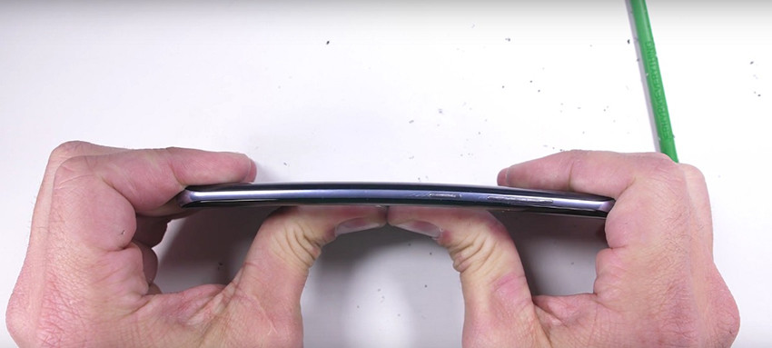 s8 bend test
