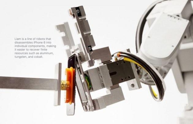 Apple punta a 100% materiali riciclati