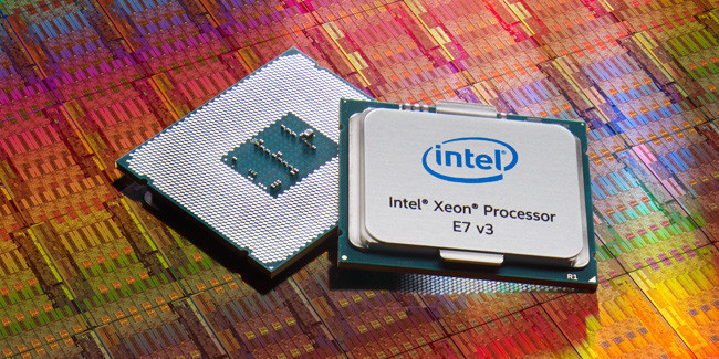 Intel Xeon E7-8895 v3, il processore a 18 core è ancora più veloce