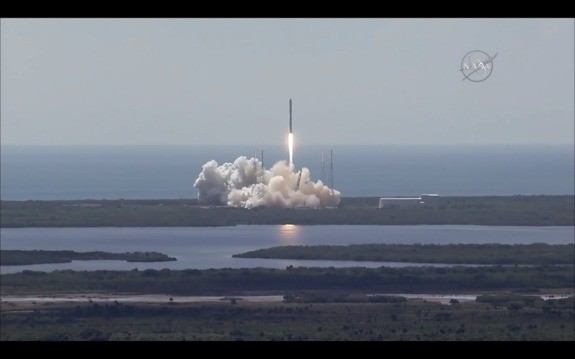 spacex falcon 9 launch 2