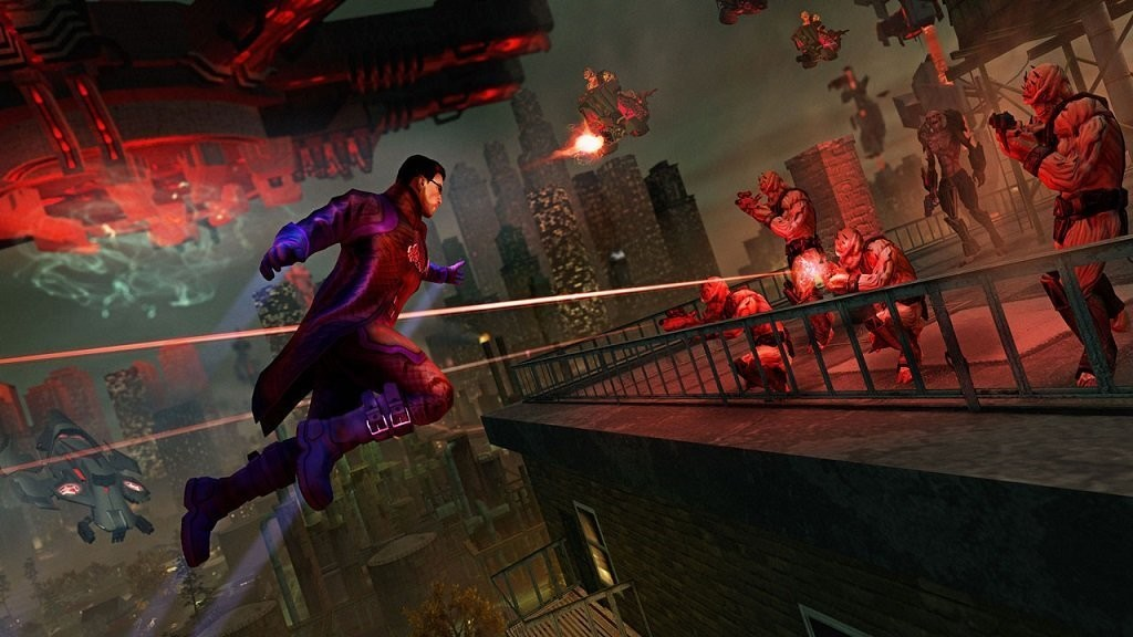 Saints Row è gratis su GOG