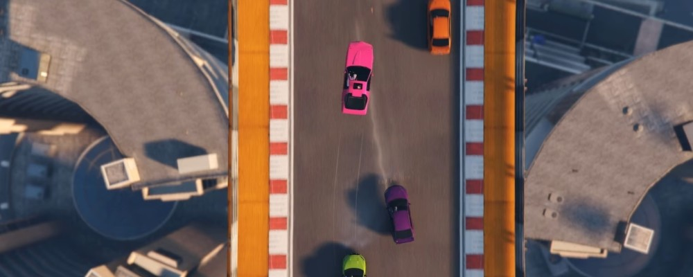 GTA 5 come Micro Machines con il DLC gratuito Tiny Racers