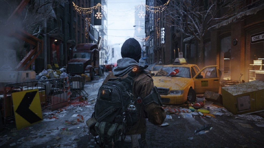 the division pc graphics options
