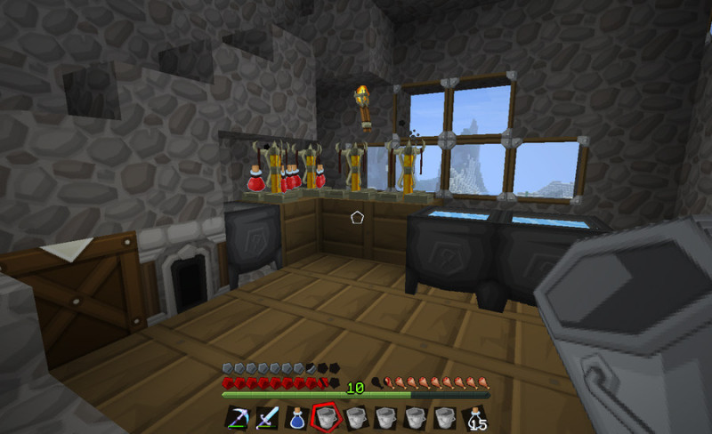 Minecraft Pocket Edition Android Potions