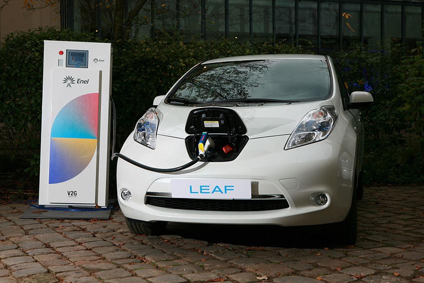 Enel e Nissan: insieme per lo sviluppo della mobilità elettrica
