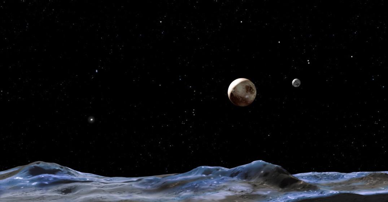 Il futuro di Plutone dopo New Horizons: un viaggio nella fantascienza