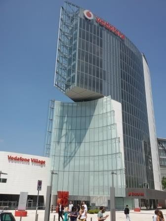 Le Smart Building Solutions di Honeywell sono il cuore del Vodafone Village