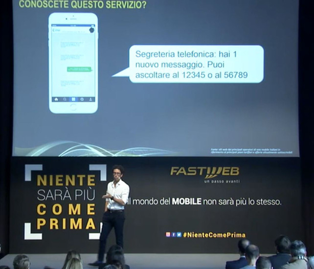 Fastweb, mobile in salsa low cost