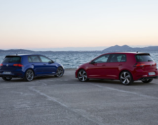 Golf GTI Performance e Golf R, le più potenti di sempre