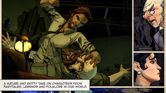 10 The Wolf Among Us