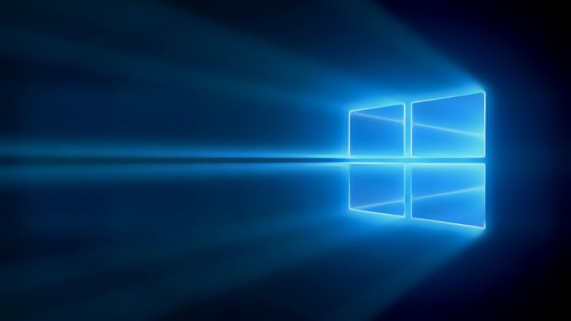 Windows 10 Hero background adobe aftereffects