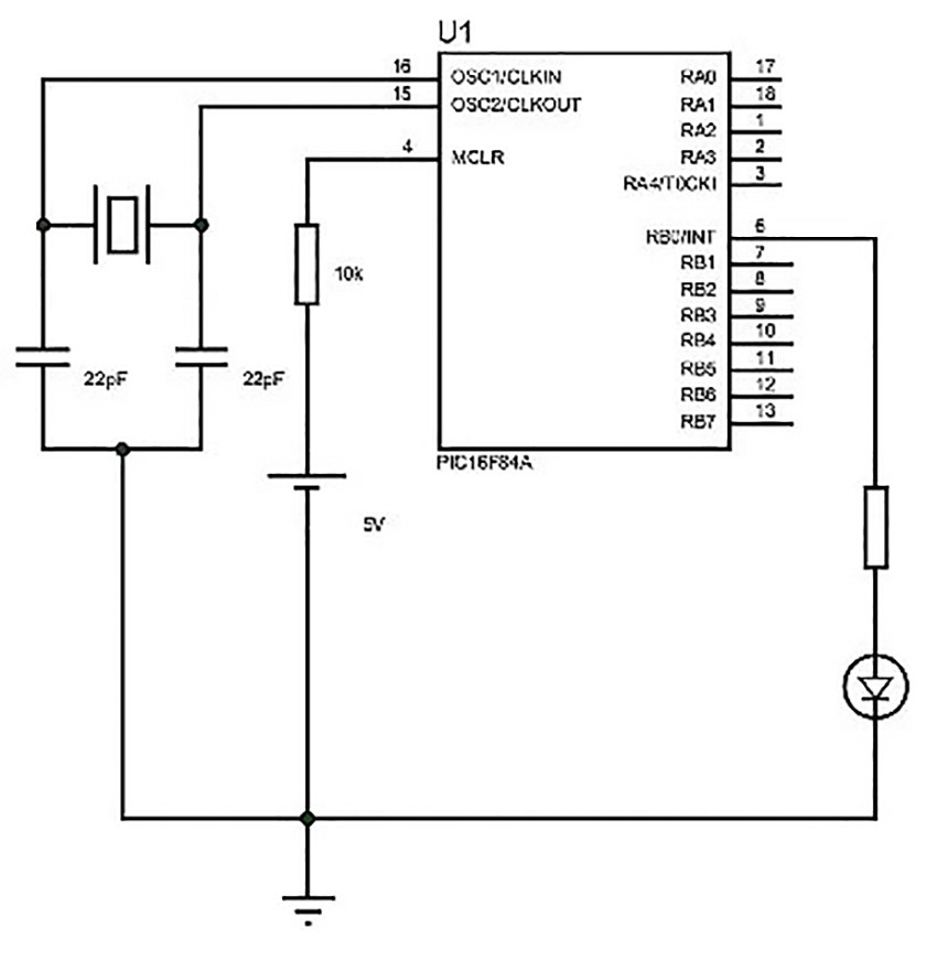 Schema Elettrico Deviata : Overclock di una mcu tom s hardware