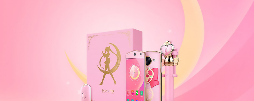 Meitu M8 selfie lo smartphone di Sailor Moon AMCOMPUTERS