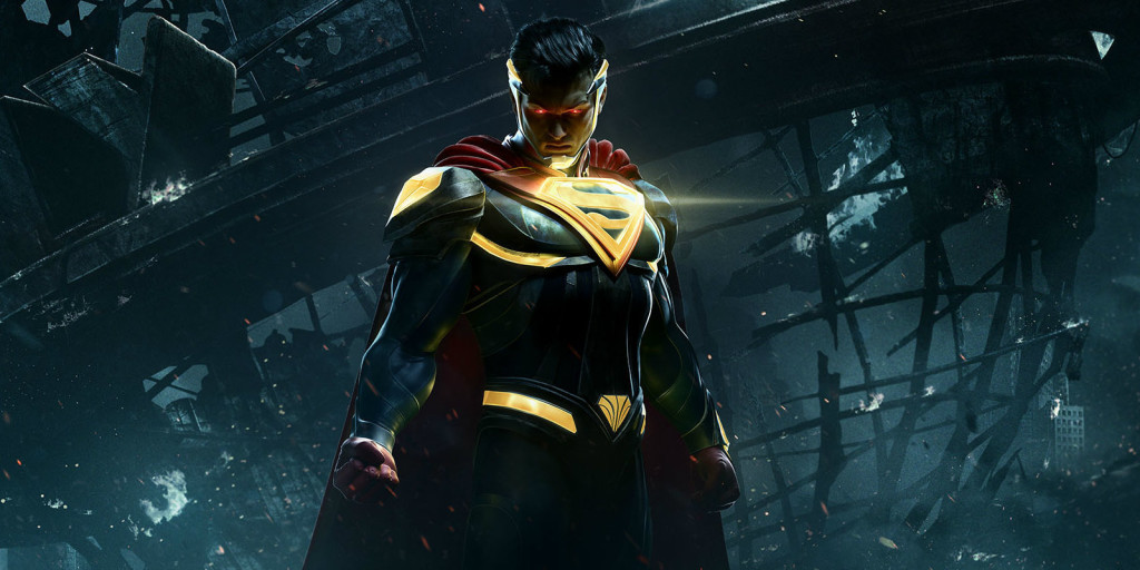 injustice 2 story trailer superman