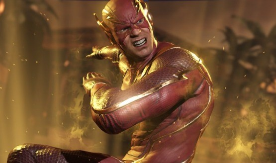injustice 2 the flash image