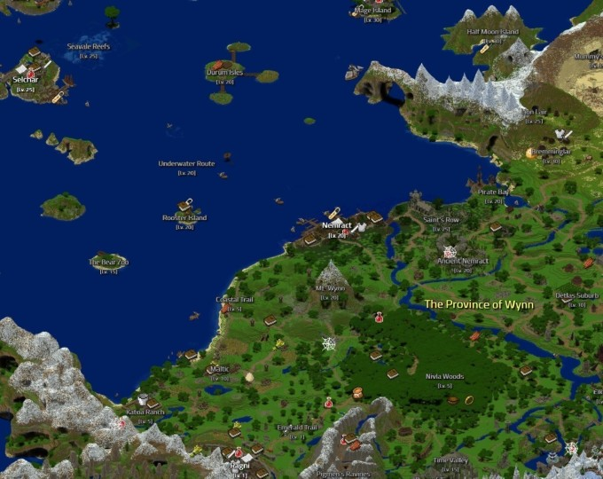 MMO gratuito creato in Minecraft: Inception di giochi!