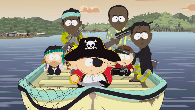 south park s13e07c06 this is your pirate boat 16x9
