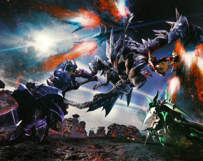 Monster Hunter XX, a caccia di mostri su Nintendo Switch