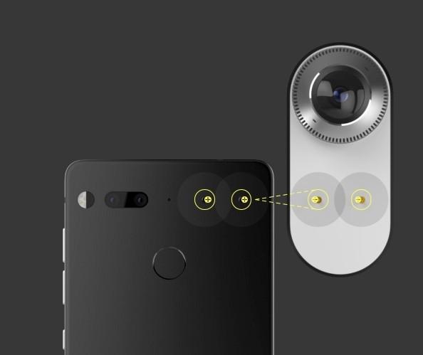 Essential Phone, dal papà di Android la sfida a Samsung e Apple