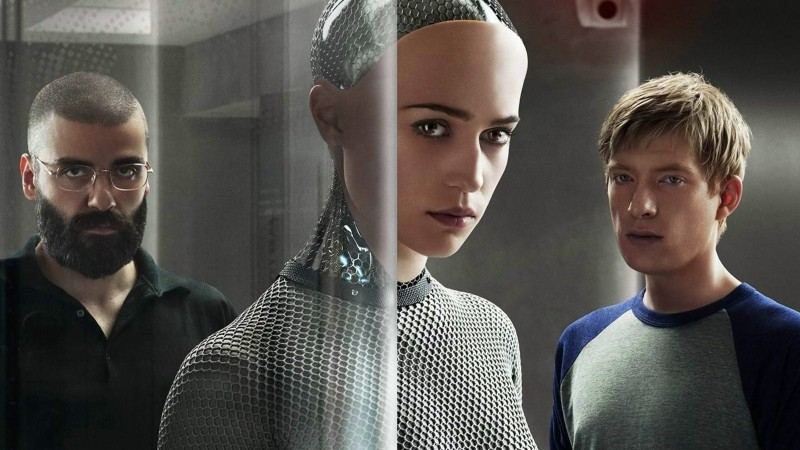 Ex Machina Cast Wallpapers