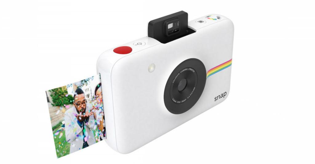 Polaroid Snap, la fotocamera che stampa senza usare inchiostro - Tom's Hardware