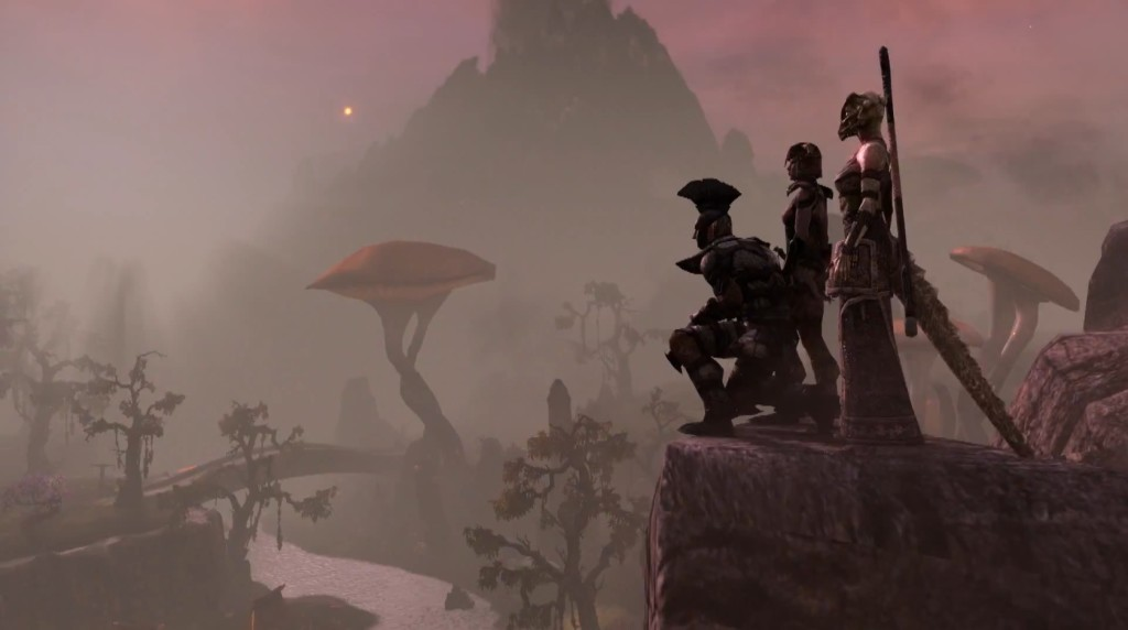the elder scrolls online Morrowind 2