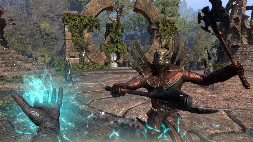the elder scrolls online morrowind pvp