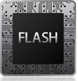 flash storage icon