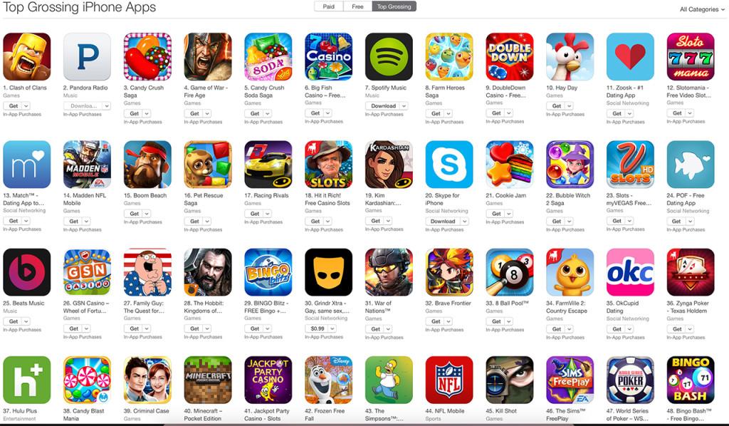 App di dating su App Store