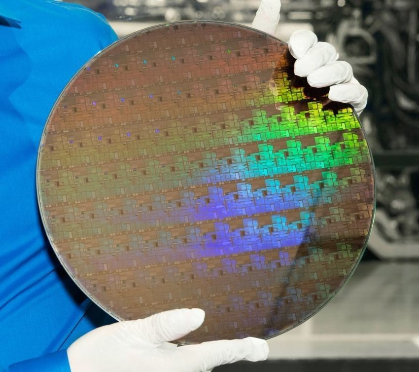 ibm wafer 5nm