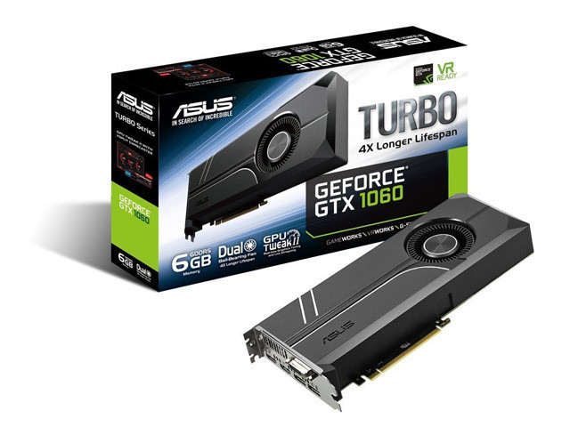 Nvidia GeForce GTX 1060 6 GB