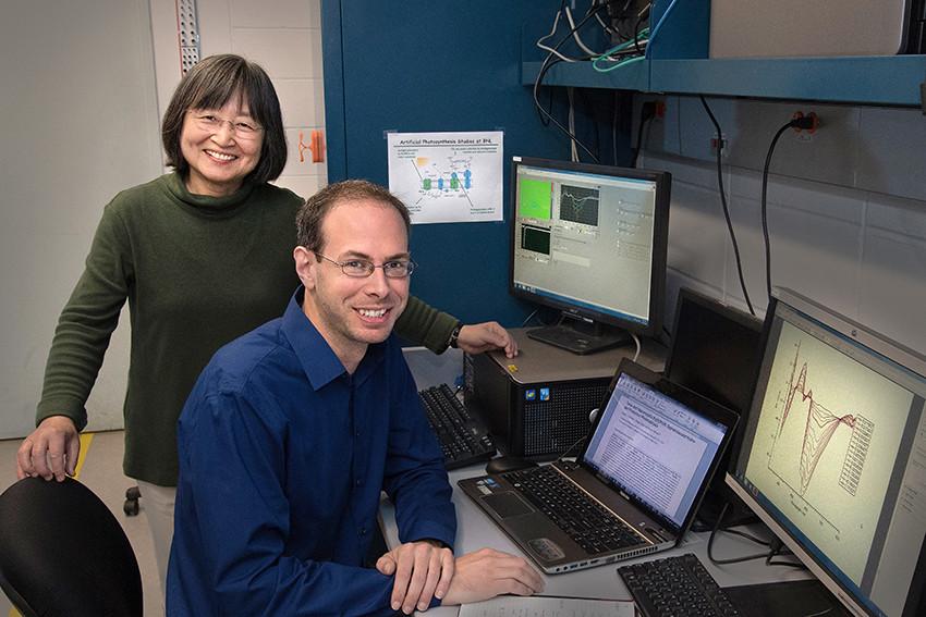 Fotosintesi artificiale per produrre idrogeno per auto - Tom's Hardware