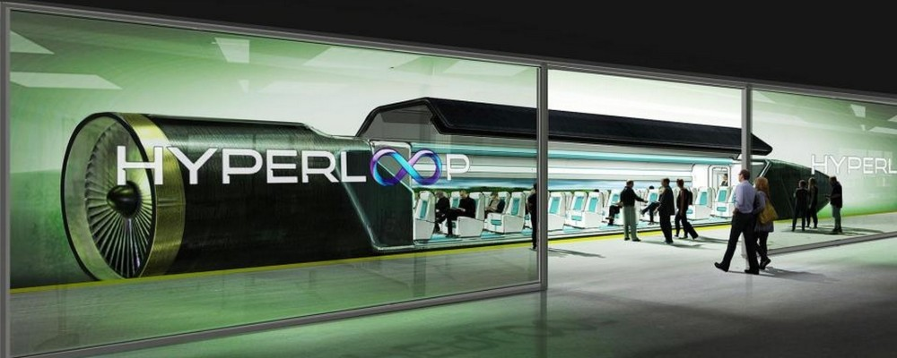Hyperloop one propulsion un treno a 1200 km h amvi for Hyperloop italia