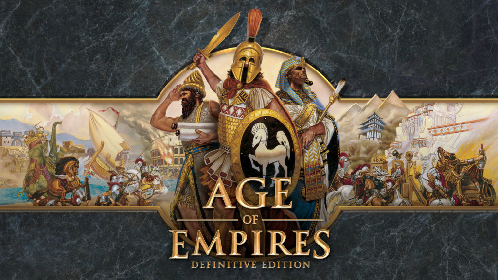 Age of Empires Key Art Horizontal 1440x810