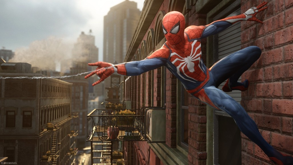 Spider Man PS4 (1)