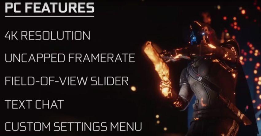 Destiny 2 arriverà su PC: ad annunciarlo è NVIDIA in occasione dell'E3 2017