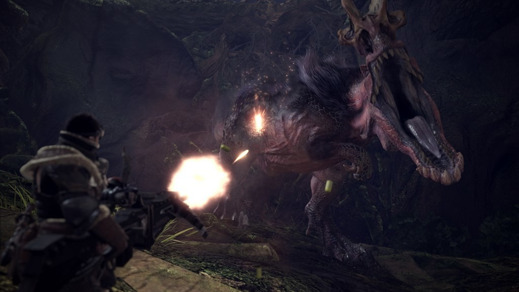 Monster Hunter World, Capcom punta ai 30fps su console